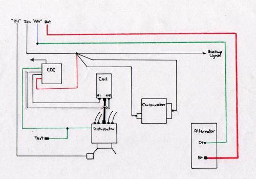 small resolution of vw ignition wiring wiring diagram 1970 vw coil amp dist wiring diagram