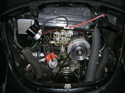 small resolution of the stock 1973 air cleaner