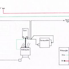 Dynamo To Alternator Conversion Wiring Diagram Hdmi For Home Theater Engine Compartment