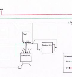 alternator wiring generator voltage regulator wiring diagram engine compartment wiring [ 2263 x 1580 Pixel ]