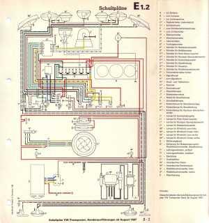 Volkswagen Type 2 Wiring | Wiring Library