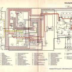 Vw T2 1970 Wiring Diagram Honeywell Central Heating Diagrams Sundial S Plan 08 Carburetor