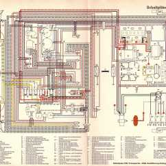 1971 Vw Bus Wiring Diagram Electrics T25 Starter Into A 72 Baywindow Forum 2008 Ford F250 Ac Motor Schematic 1979 Transporter Library Generator