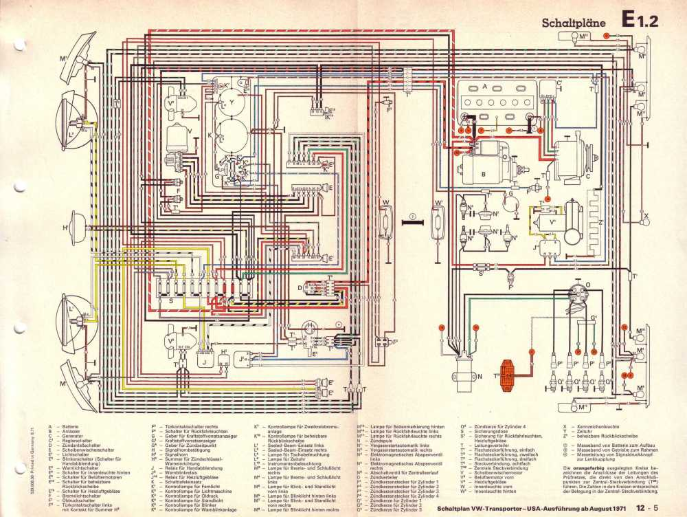 medium resolution of volkswage bus fuse box 1976 schematics wiring diagrams u2022 rh seniorlivinguniversity co 1979 vw bus fuse