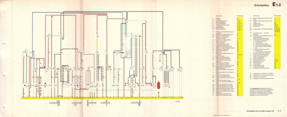 medium resolution of  volkswagen transporter 1 8 l vergasermotor ab august 1973