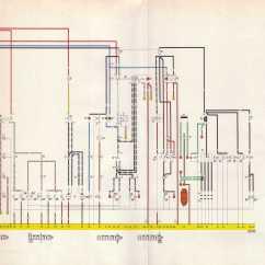 1967 Volkswagen Wiring Diagram Honeywell 24 Volt Thermostat Baduras T2-bulli Seite - Stromlaufpläne