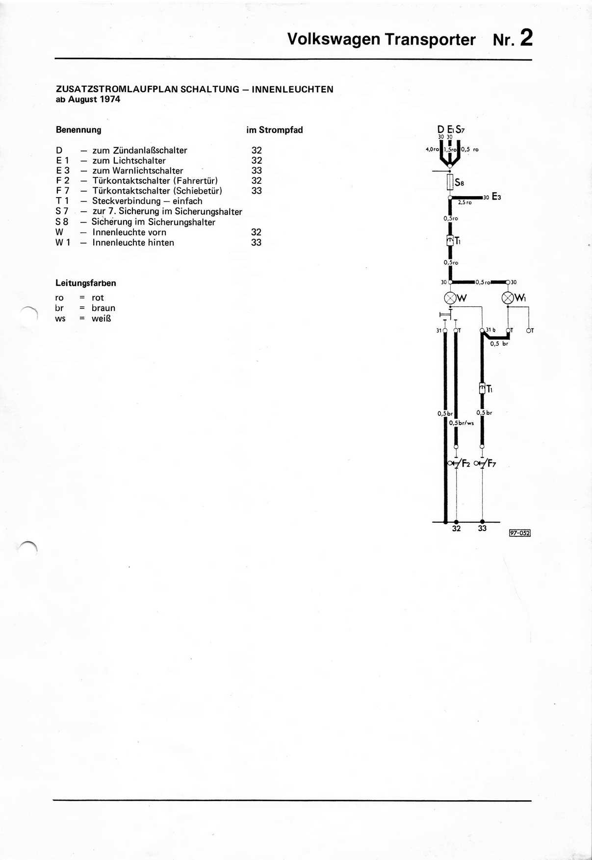 vw t2 1970 wiring diagram 2000 ford expedition pats transporter 1976 free engine
