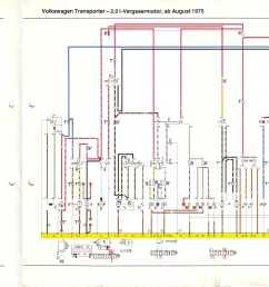 volkswagen transporter 2 0 l vergasermotor ab august 1975  [ 3766 x 1754 Pixel ]