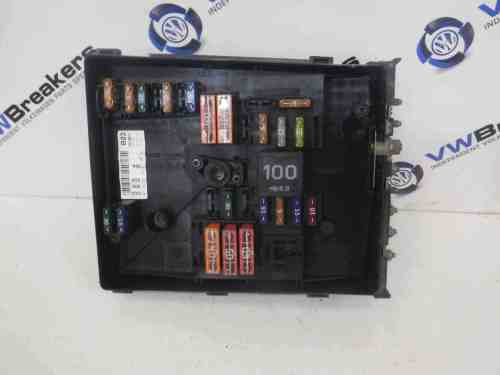 small resolution of volkswagen golf mk5 2003 2009 engine fuse box 1k0937125a