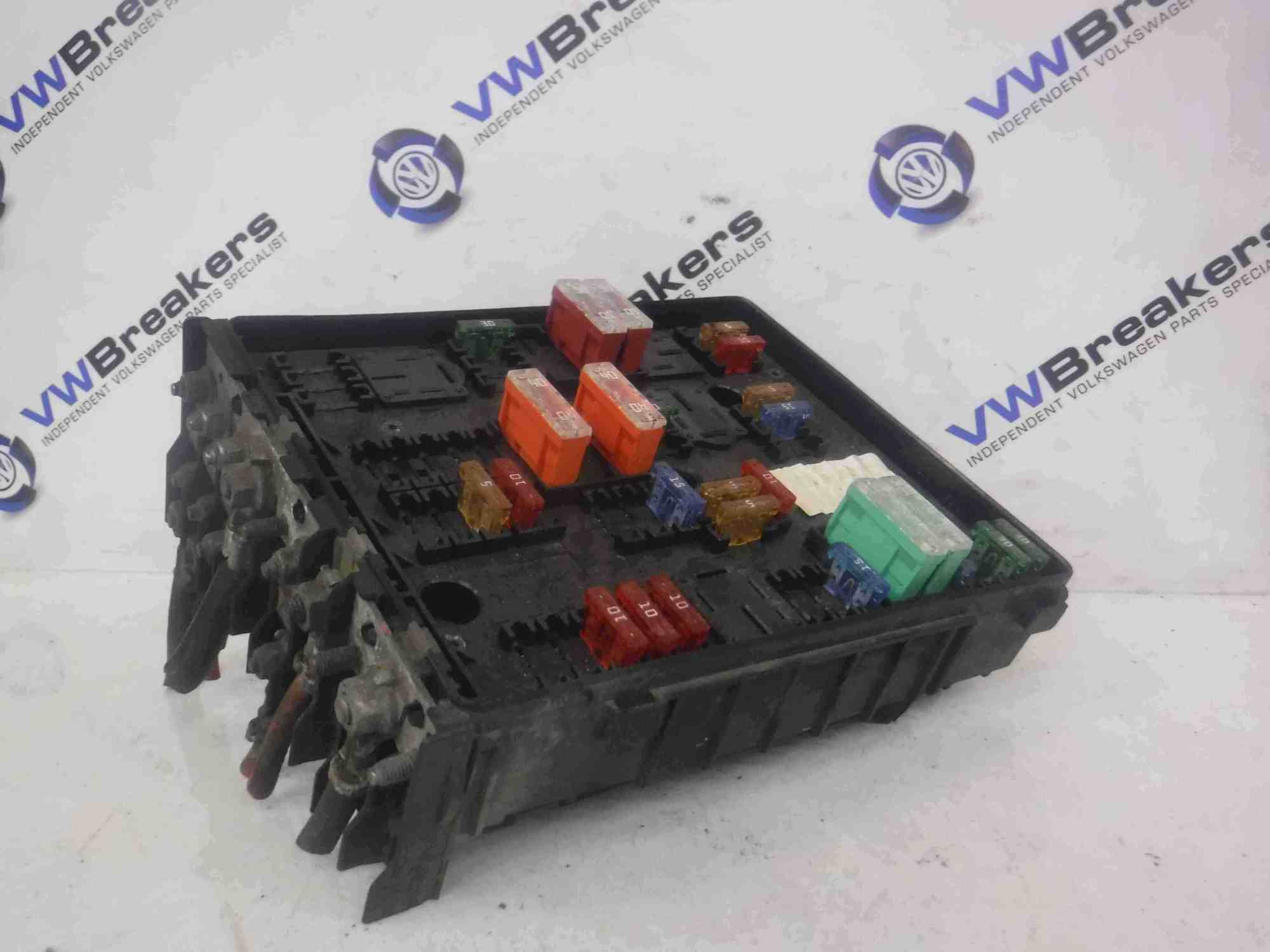 hight resolution of volkswagen golf mk5 2003 2009 fuse box 1k0937124q