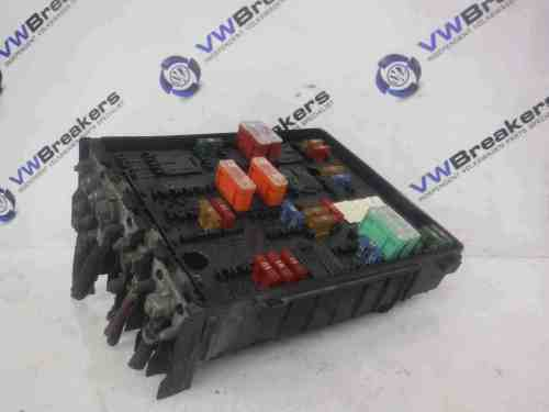 small resolution of volkswagen golf mk5 2003 2009 fuse box 1k0937124q