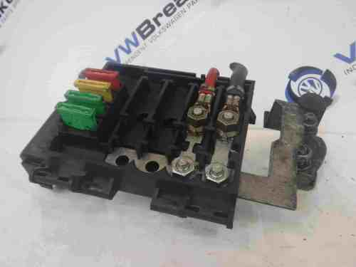 small resolution of volkswagen polo 1999 2003 6n2 battery fuse box terminal 6x0937550 store used volkswagen parts uk volkswagen breakers