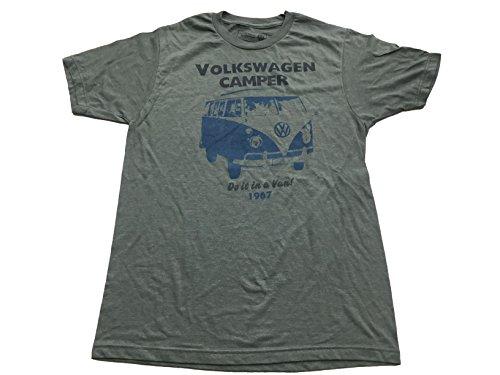 VW Volkswagen Camper Do It In A Van! 1967 T Shirt   VW Bus Outpost
