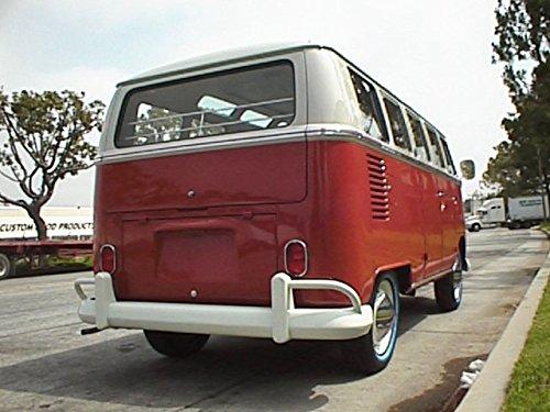 VW TYPE 2 BUS CARGO DOOR SEAL SET 1955-1967 KOMBI DELUXE MICROBUS
