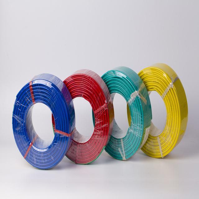 Copper Electrical Wire Bv Rv Bvv China Copper Wire Insulated Wire