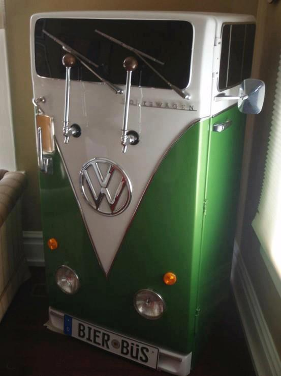 VW Bus Fridge