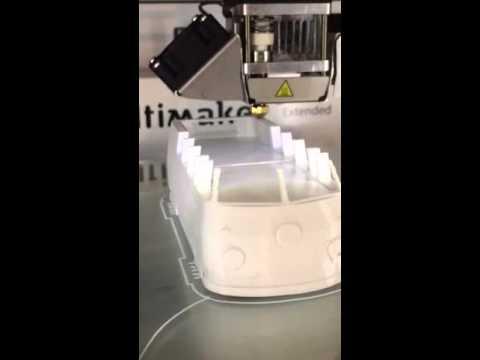 3D Printing a VW Camper