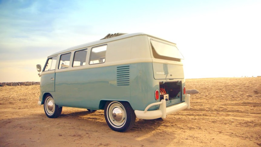 Get Yourself an Electric VW Bus