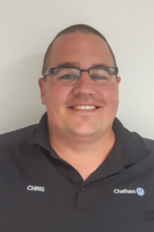 Chris Andryc - Sales Manager