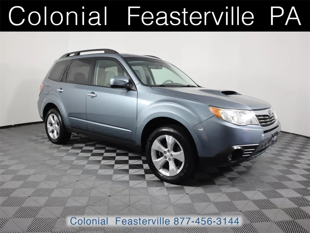 2010 subaru forester 2 5xt limited