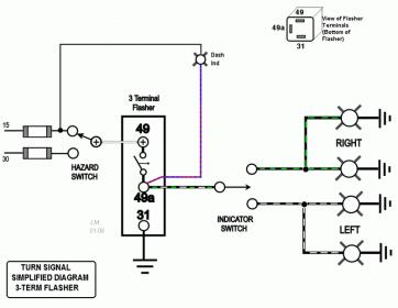 3 pin electronic flasher relay wiring diagram vw bug ignition coil need for hazard forum click image larger version name flash5a jpg views 36026 size 13 5