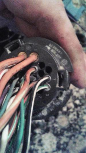94 Jetta 20 Manual 5 Speed Engine Harness Rebuild  VW