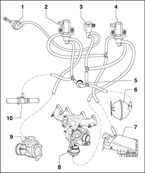Schema Impianto Elettrico Golf 4 Tdi