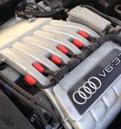with the same engine later being used in the mk4 golf r32 it even went in the original audi tt a3 and carried over into the mk5 golf r32  [ 1696 x 1129 Pixel ]