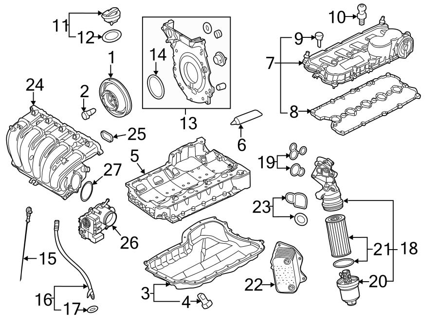2007 vw jetta 2.5 engine diagram