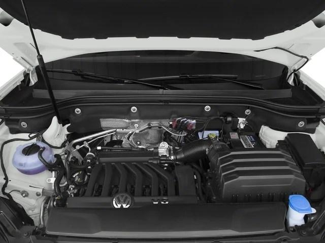 Volkswagen Atlas Engine On Due To System Error