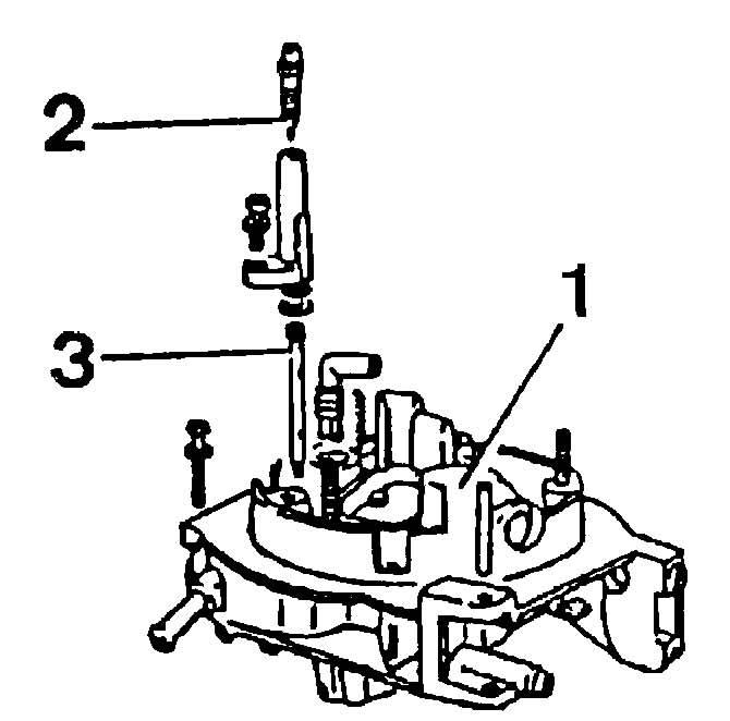 Принцип действия карбюратора Pierburg 2Е2 (Силовой агрегат