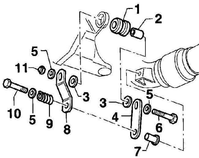 Устройство выхлопной системы (Силовой агрегат / Выхлопная