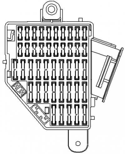 Снятие и установка форсунок (Бензиновый двигатель 1,6 л