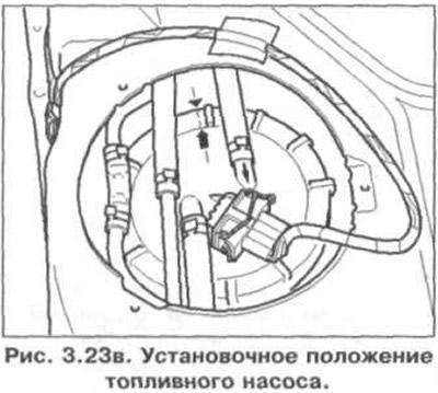 Система питания (Силовой агрегат / Бензиновые двигатели 1