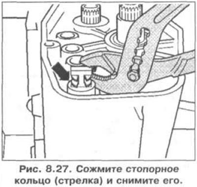 Разборка и сборка коробки передач (Трансмиссия