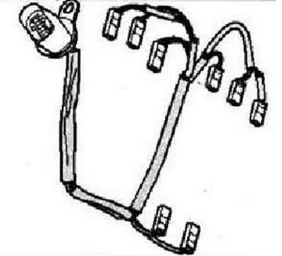 Электрические и электронные узлы и детали и места их