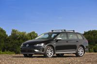 2017 Volkswagen SportWagen Base Carrier Bars. Roof, Rack