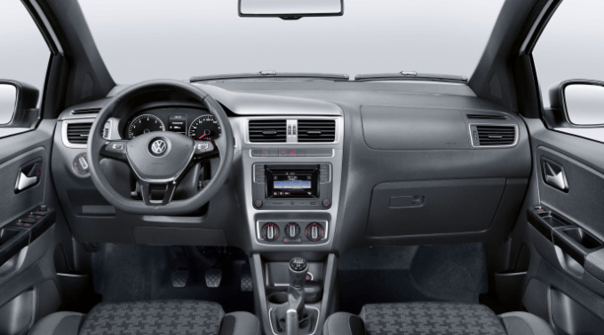 2018 Volkswagen Fox Interior