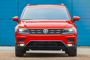 2018 Volkswagen Tiguan Price and Specs