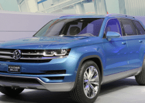 2018 VW Crossblue Release Date Redesign, Price