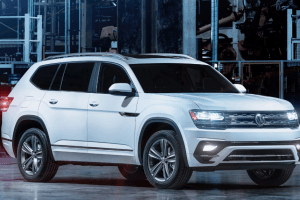 2019 Volkswagen Atlas R Line Price And Perfomance
