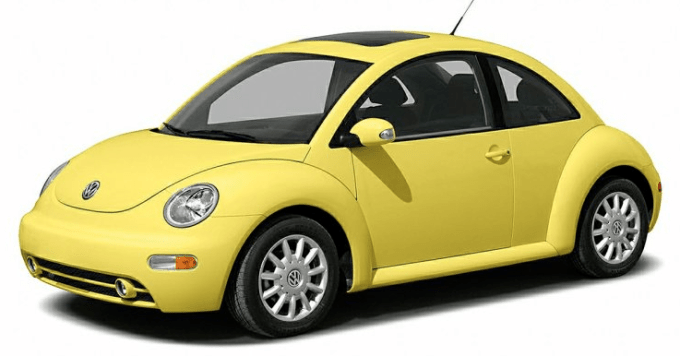 2004 Volkswagen Beetle Owners Manual and Concept