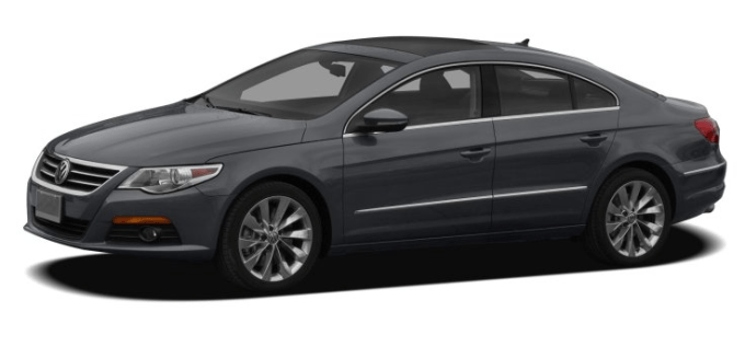 2010 Volkswagen CC Owners Manual and Concept