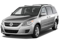 2010 Volkswagen Routan Owners Manual and Concept