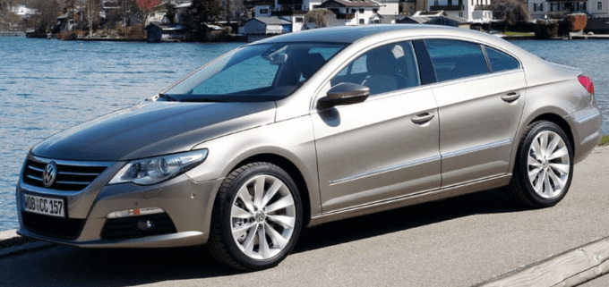 2012 Volkswagen CC Owners Manual and Concept