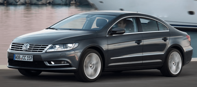 2013 Volkswagen CC Owners Manual and Concept