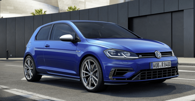 2015 Volkswagen Golf R Concept and Owners Manual