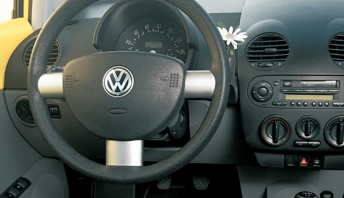 1999 Volkswagen New Beetle Interior and Redesign