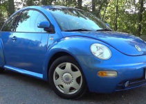1999 Volkswagen New Beetle Owners Manual and Concept