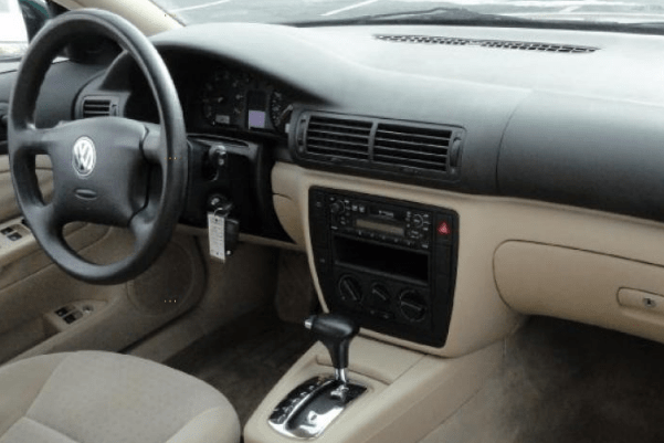 2001 Volkswagen Jetta Interior and Redesign